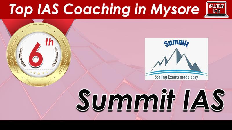 ias coaching in mysore
