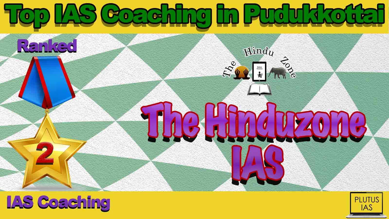 Best IAS Coaching in Pudukkottai